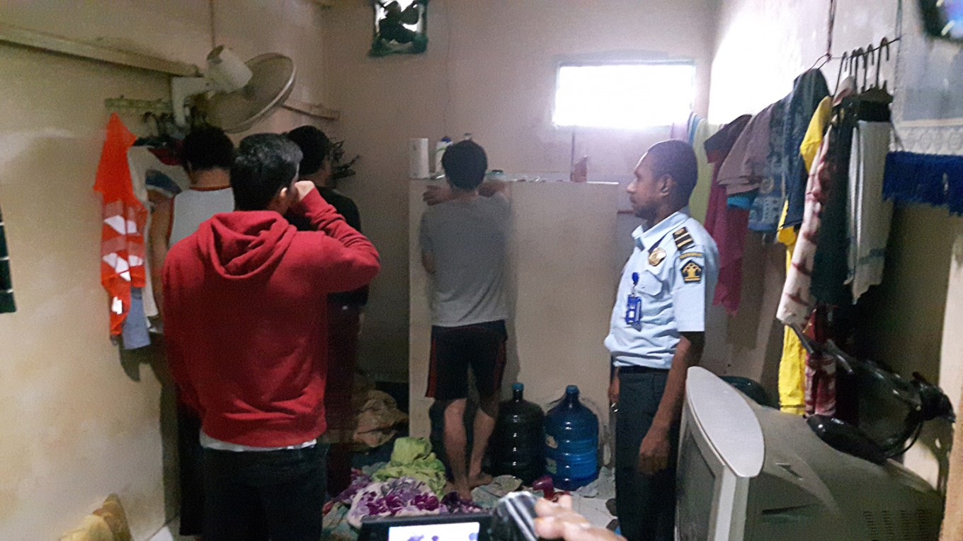 Police bust prostitution ring in North Jakarta