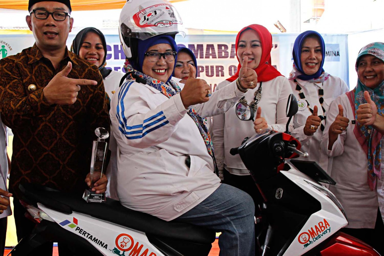 'Ojek' mobilized to tackle malnutrition in W.Java