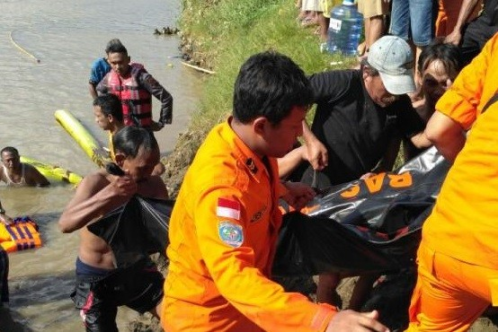 5 children drown at Pemali River in Central Java