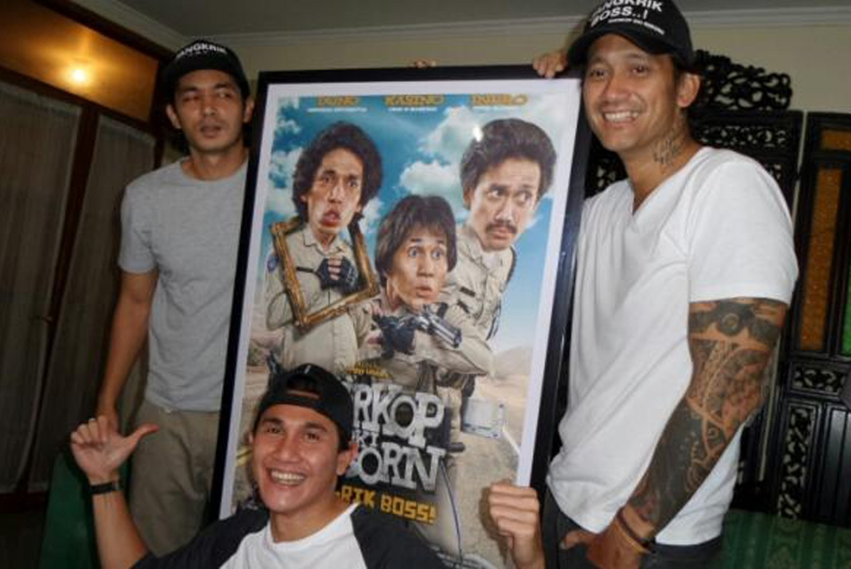 'Warkop DKI Reborn' surpasses 'Rudy Habibie' in box office