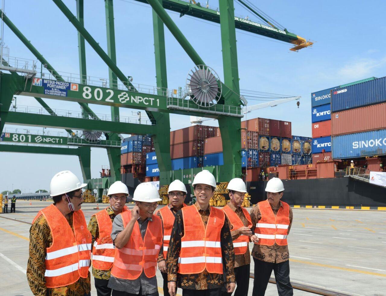 Hopes high for Priok port expansion
