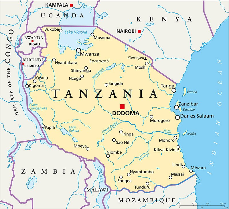 Official: Death toll in Tanzania earthquake rises to 17