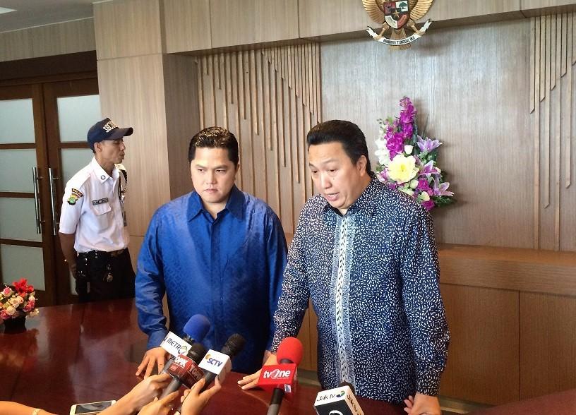 Thohir brothers jump on tax amnesty bandwagon