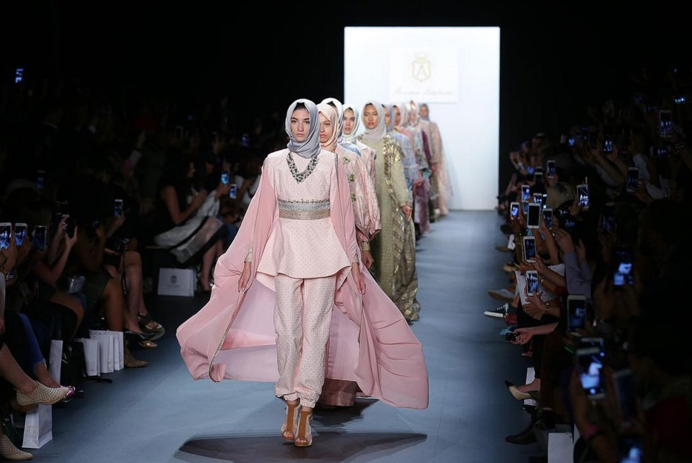 Bringing Indonesia's Muslim fashion to the New York stage