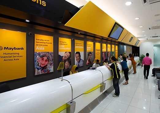 Maybank finds it hard to trim lending rates as risk still high