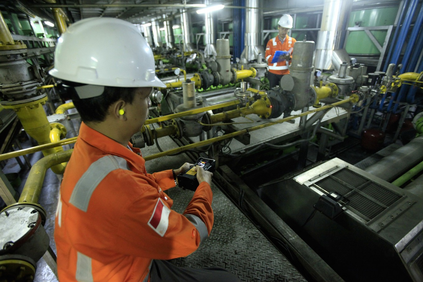 Four sub-holdings established under oil and gas holding company