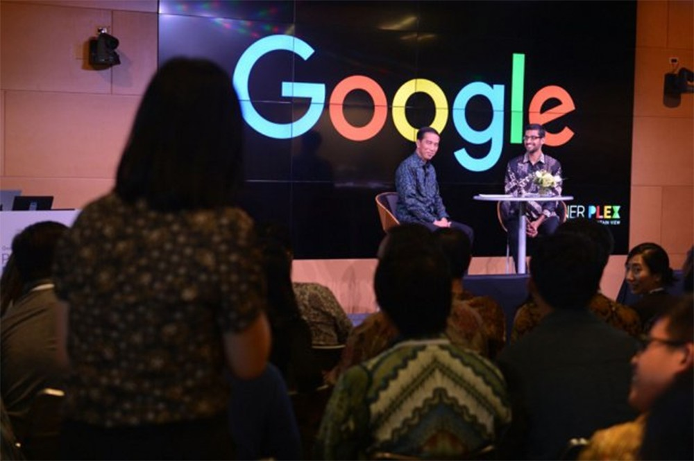 Govt turns to Google as tax collection remains low