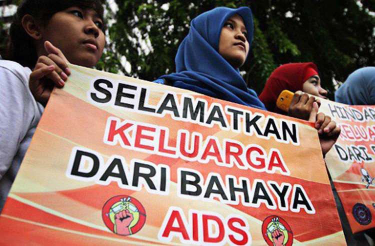 AIDS foundation campaigns on #KamuBisa to raise awareness