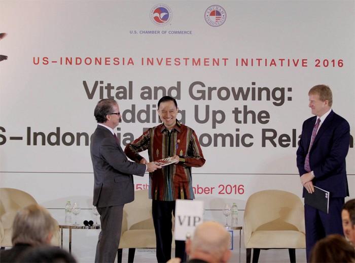 US companies applaud reform efforts under Jokowi's administration