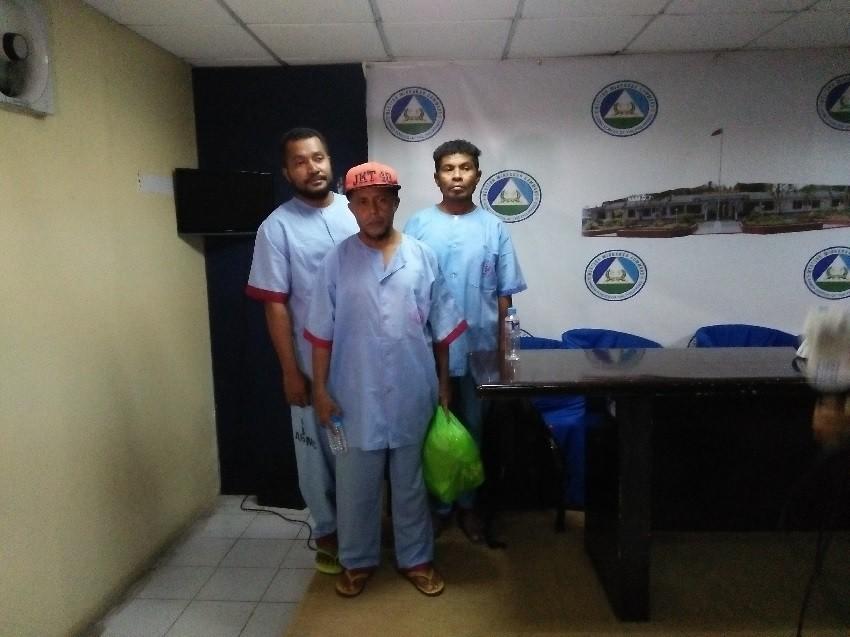 Three Indonesian hostages freed by Abu Sayyaf, fourth to follow