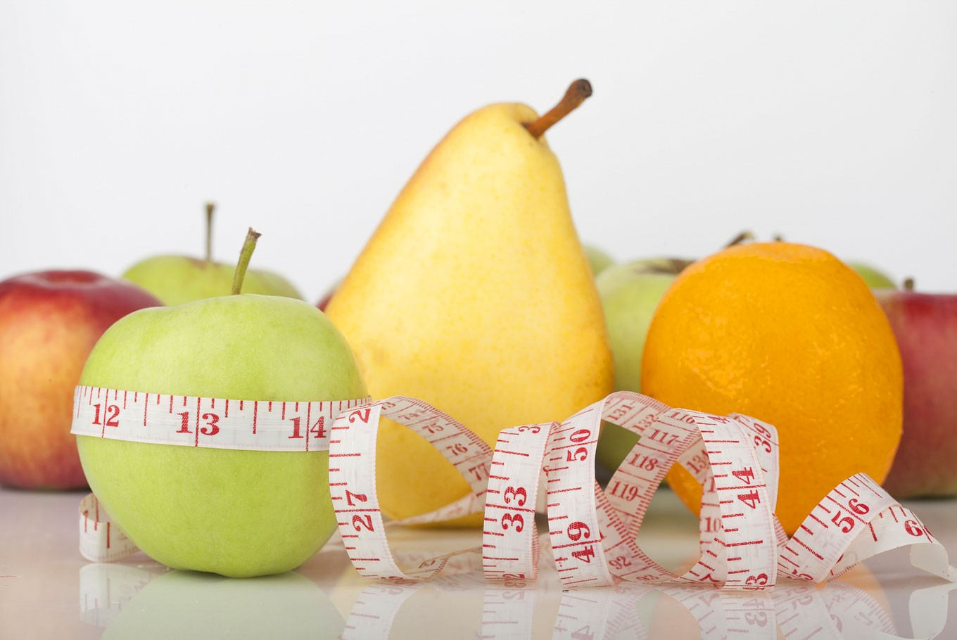 Apple and pear body shapes: Which is healthier? - Health - The