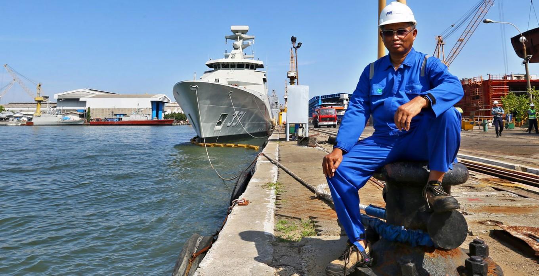 Reaching new depths: an interview with M. Firmansyah Arifin, CEO PT PAL Indonesi...