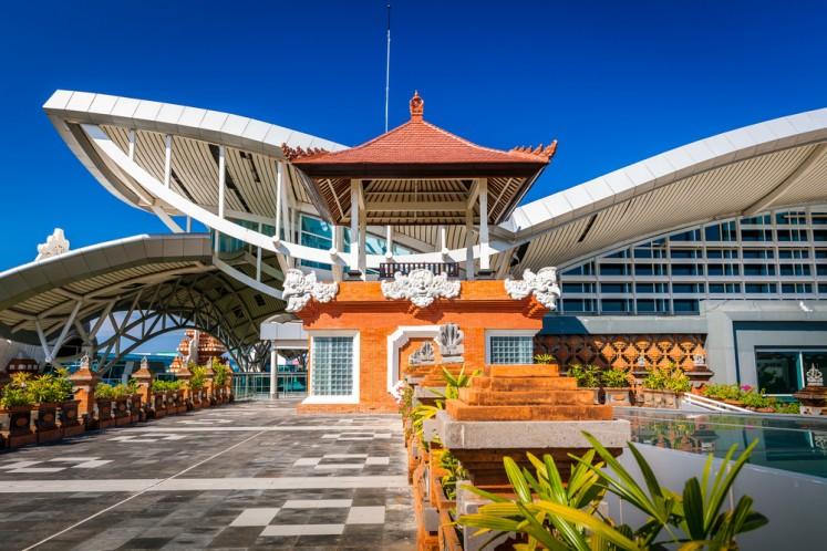 Bali, Surabaya among airports to clinch govt award