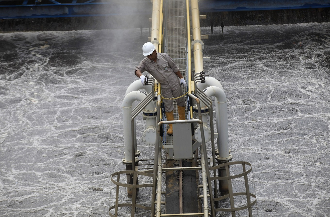 Ministry files judicial review on Jakarta water privatization