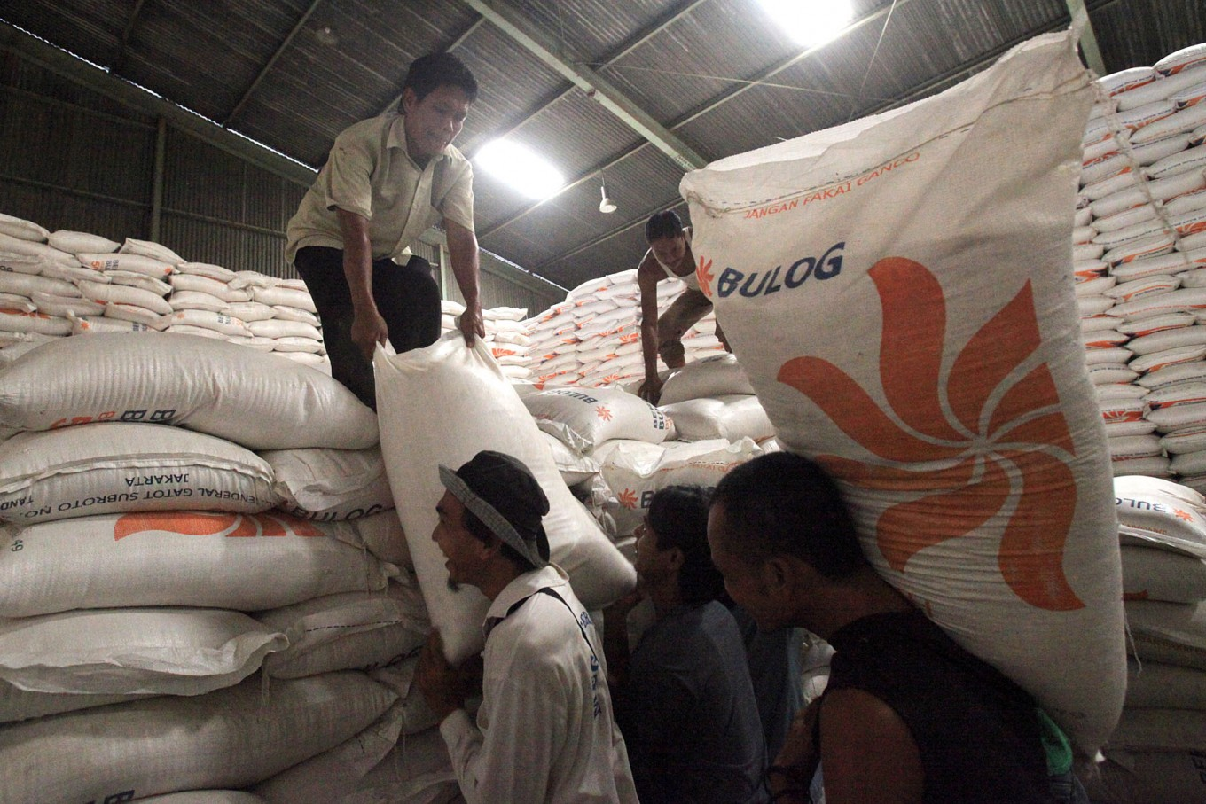 Indonesia to sign rice import deal with Myanmar