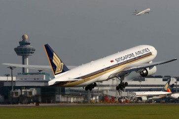 Singapore Airlines kicks off route to Canberra, Wellington