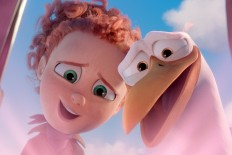 Review: 'Storks' offers comical take on baby drops story
