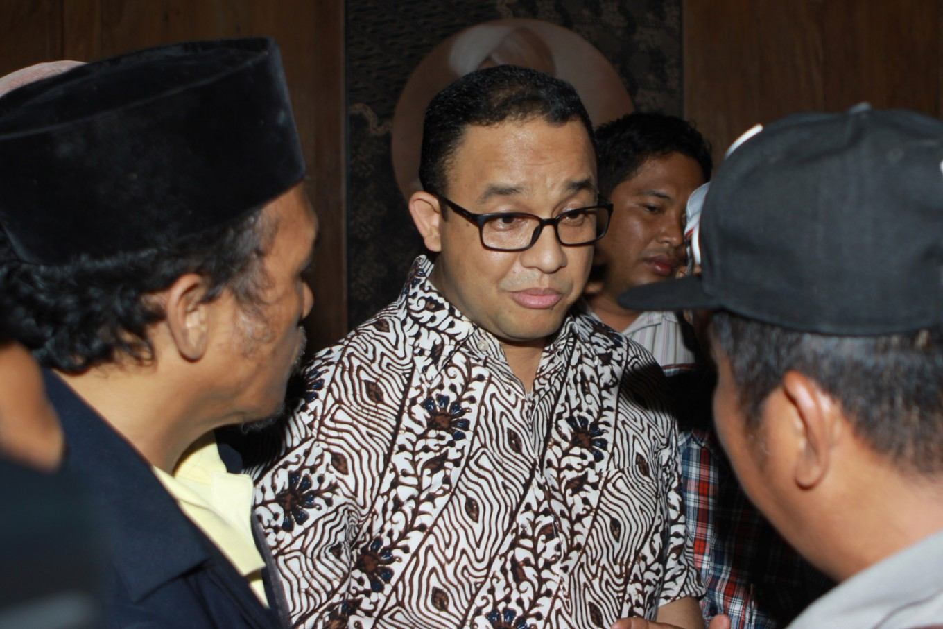 Anies wants to make Jakarta election 'Festival of Ideas'
