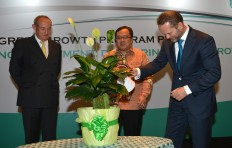 GGGI to help foster 'green economy' in Indonesia for next 3 years