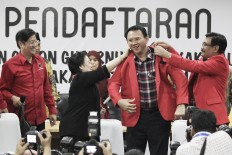 Ahok tells people not to watch his old Youtube videos