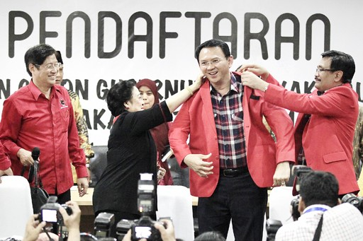 The profiles of the Jakarta election contenders: Ahok, Agus, Anies