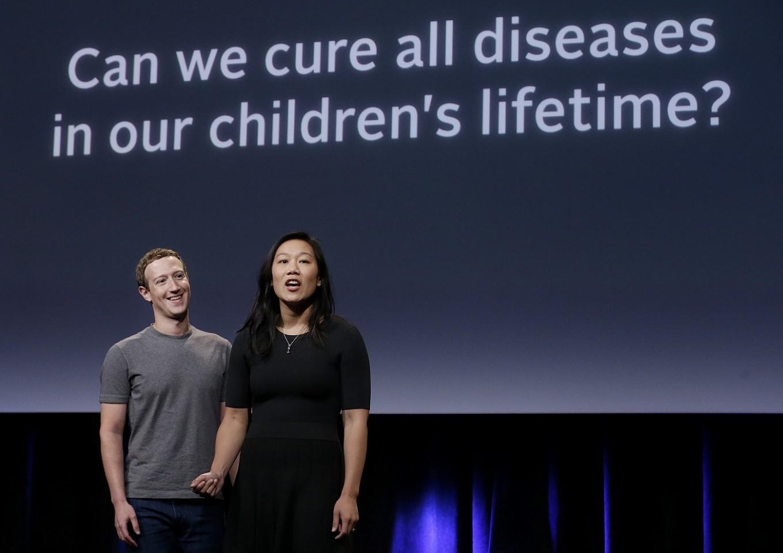 Chan Zuckerberg Initiative Pledges 1 >> Zuckerberg Chan Pledge 3b To End Disease People The