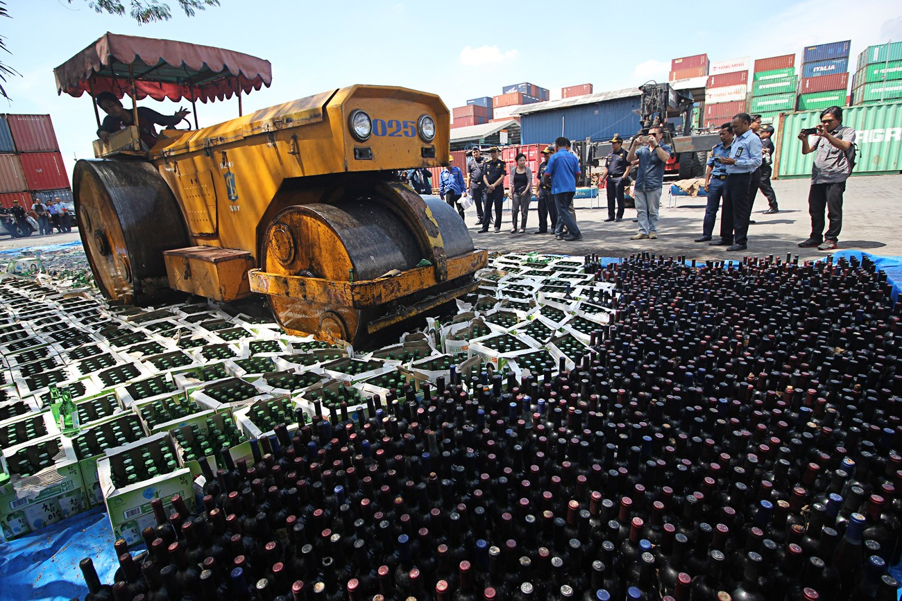 Alcohol prohibition bill stalled until 2017