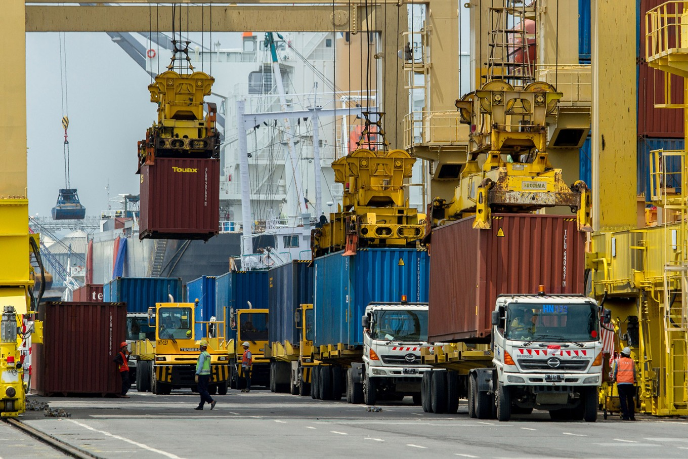 Indonesia sees record-breaking US$2.5b trade deficit in April