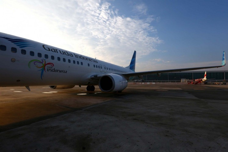 All Garuda Indonesia international flights to operate from Terminal 3 in April