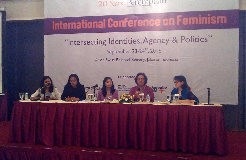 Censorship humiliates women, says activist