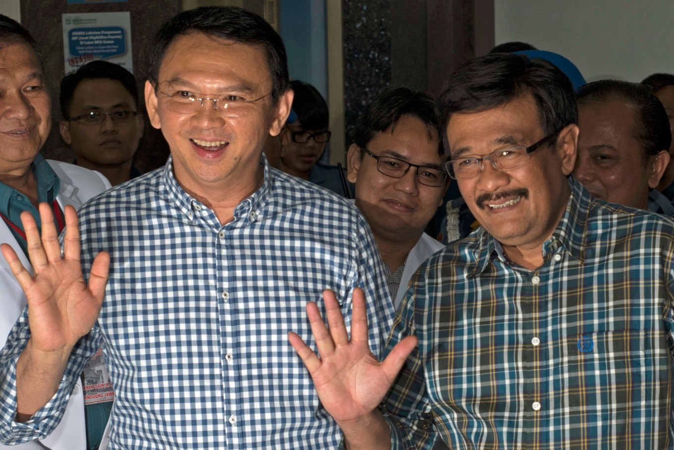 Band of celebrities to join Ahok-Djarot campaign team