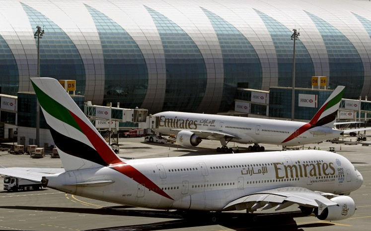 Snake on a plane: Emirates flight halted in serpent spotting