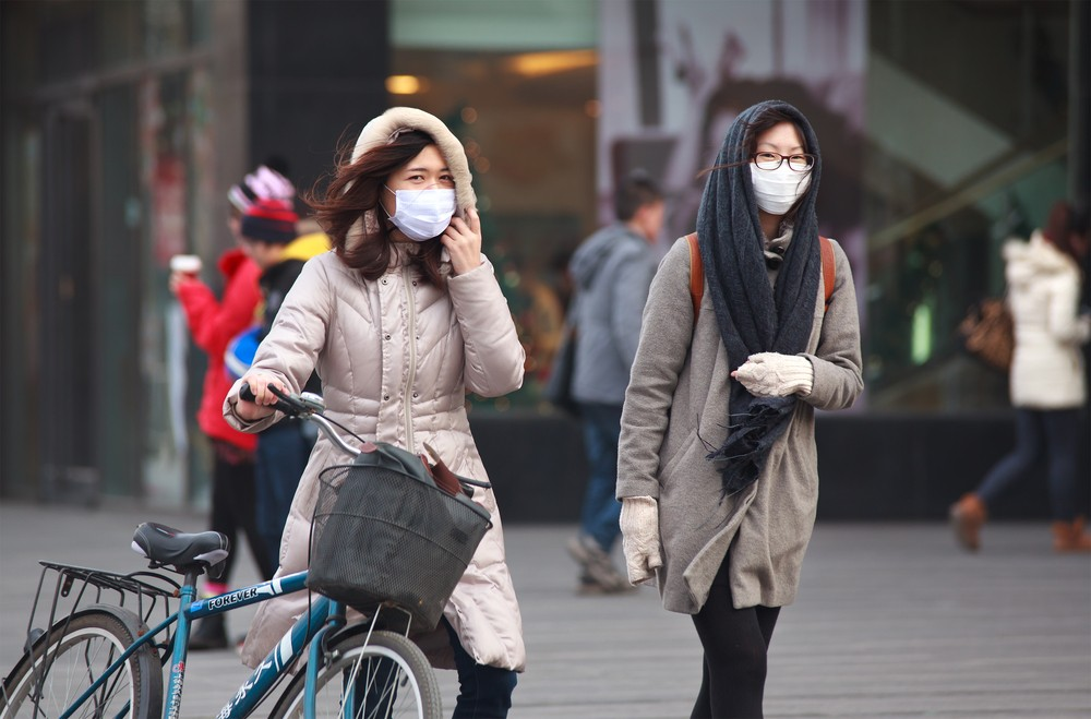 WHO: Excessive air pollution affects 92 percent of people
