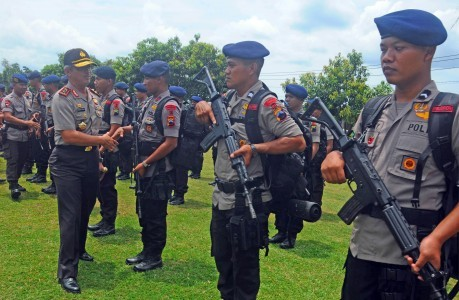 No firecrackers on NYE, say C. Java Police