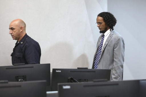 Muslim radical convicted in destruction of mausoleums