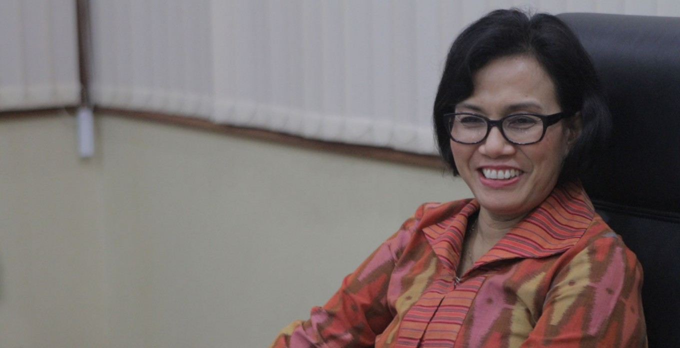 Sri Mulyani Indrawati: The soft side of the 'iron lady'