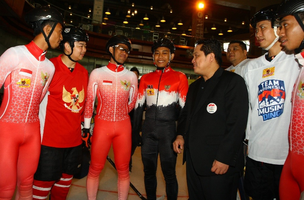 Indonesia to join Asian Winter Games for the first time next year