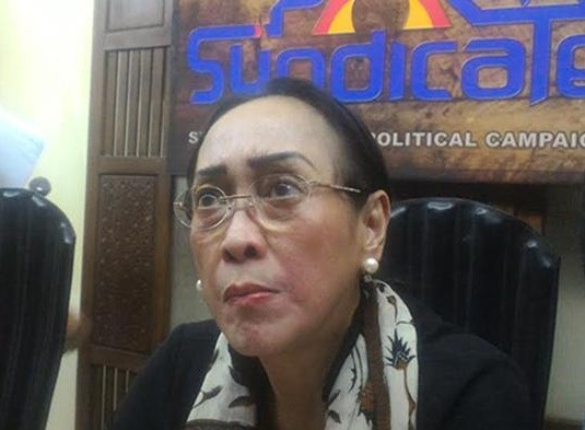 Sukarno's daughter reported to police for alleged blasphemy