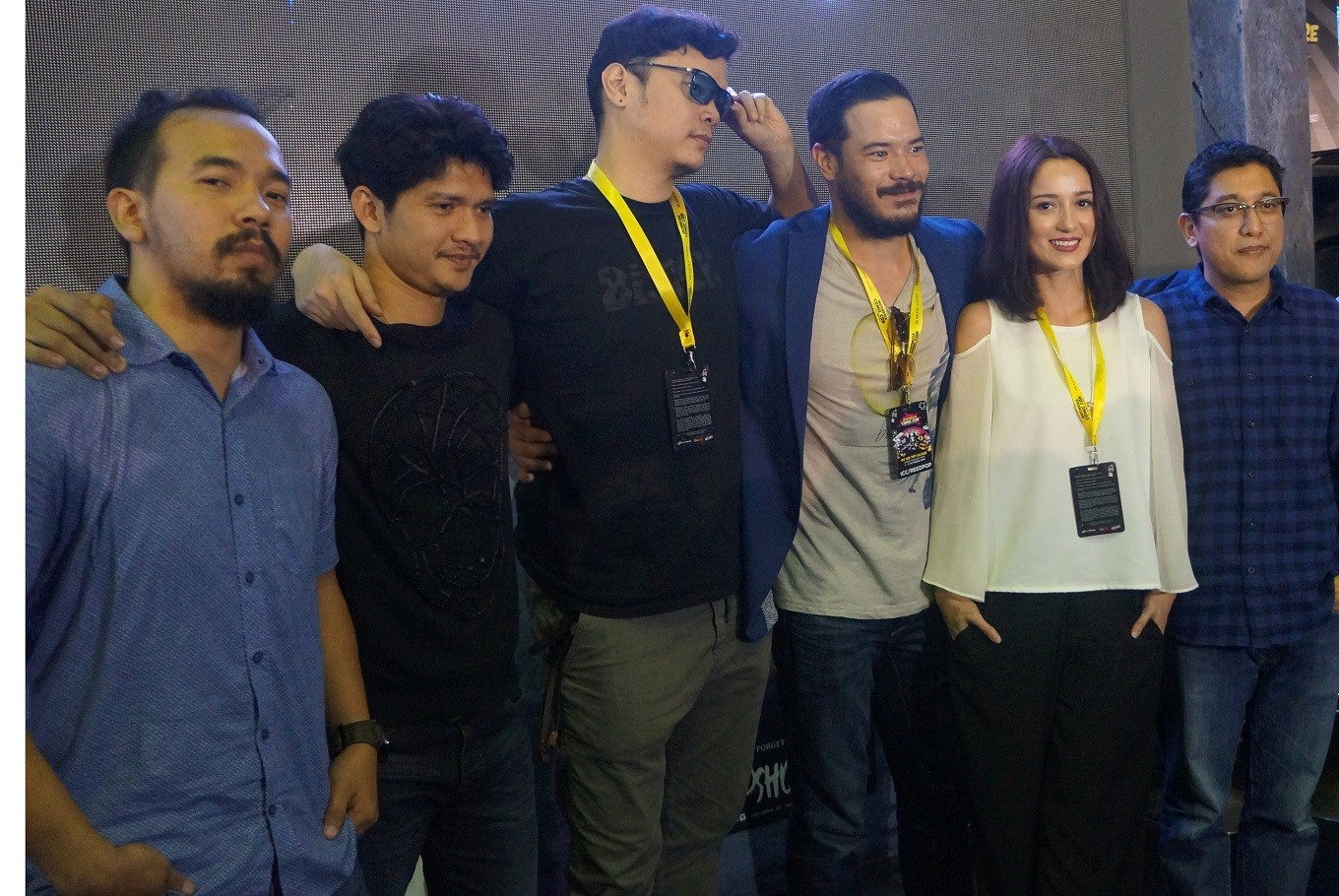 Festivalgoers get peek at Iko Uwais' latest film 'Headshot'