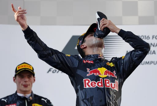 Red Bull sold one can for almost every person on earth last year