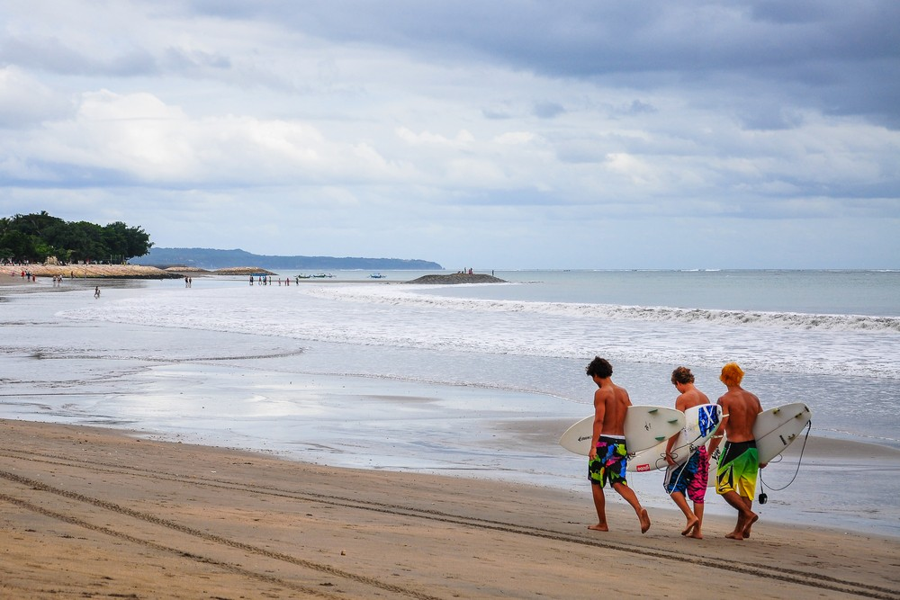 Bali yet to reap potential benefits from surfing