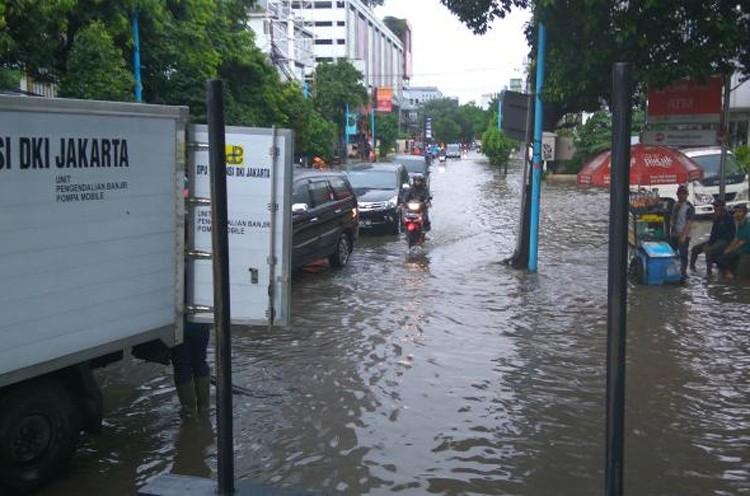 Kampung Pulo flood has shifted to Kemang: BNPB