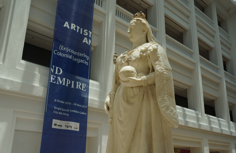 Singapore exhibition explores British Empire's artistic legacy