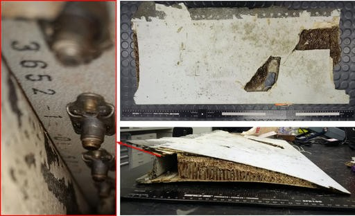 Wing part found on Mauritius confirmed to be part of MH370