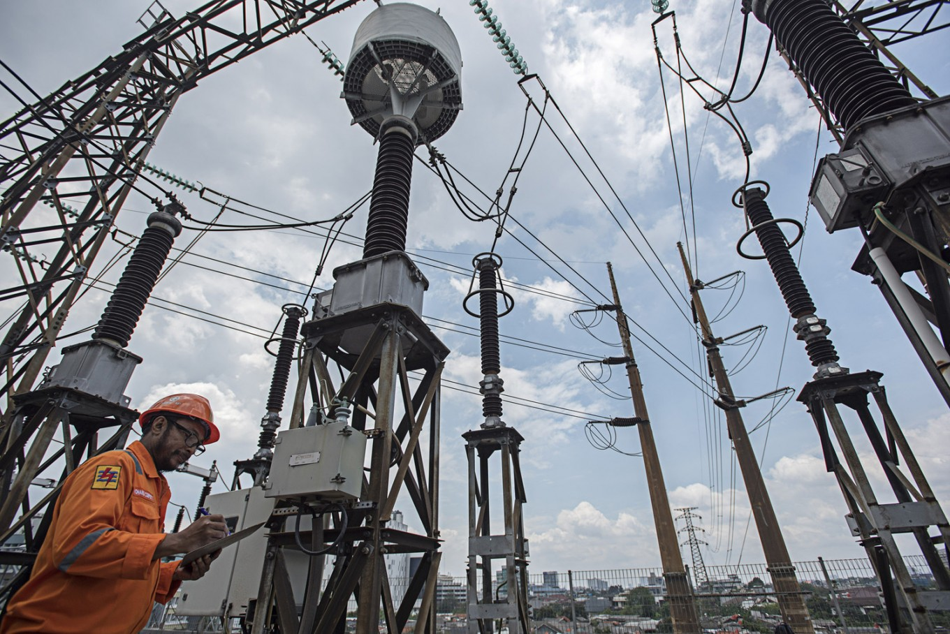 Indonesia only needs 15,000 MW extra electricity by 2019: Minister