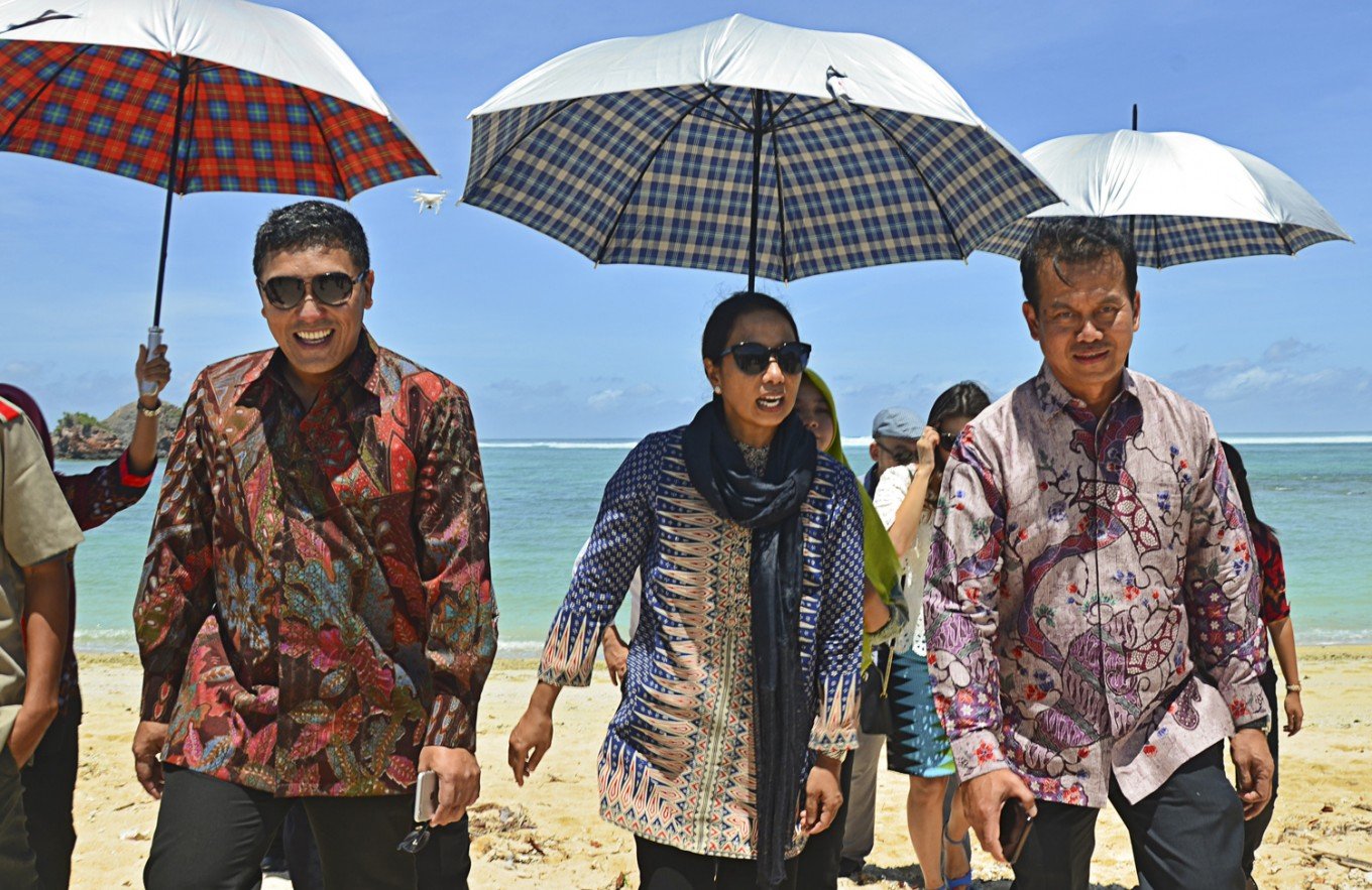 1,500 hotel rooms in Mandalika to be ready for tourists by 2018