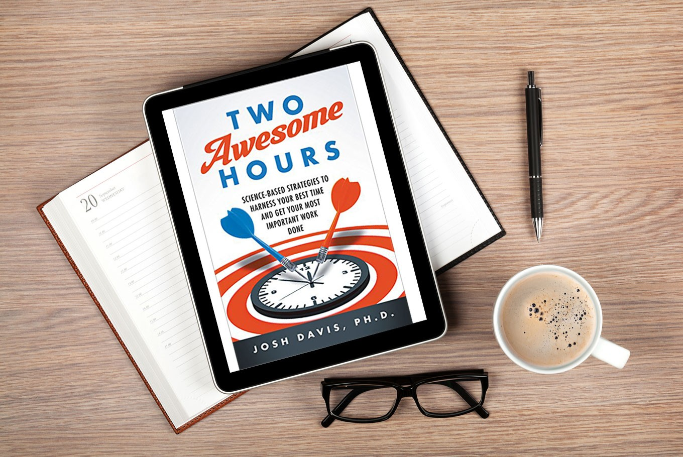 Book Review: Tweaking your brain to get everything done