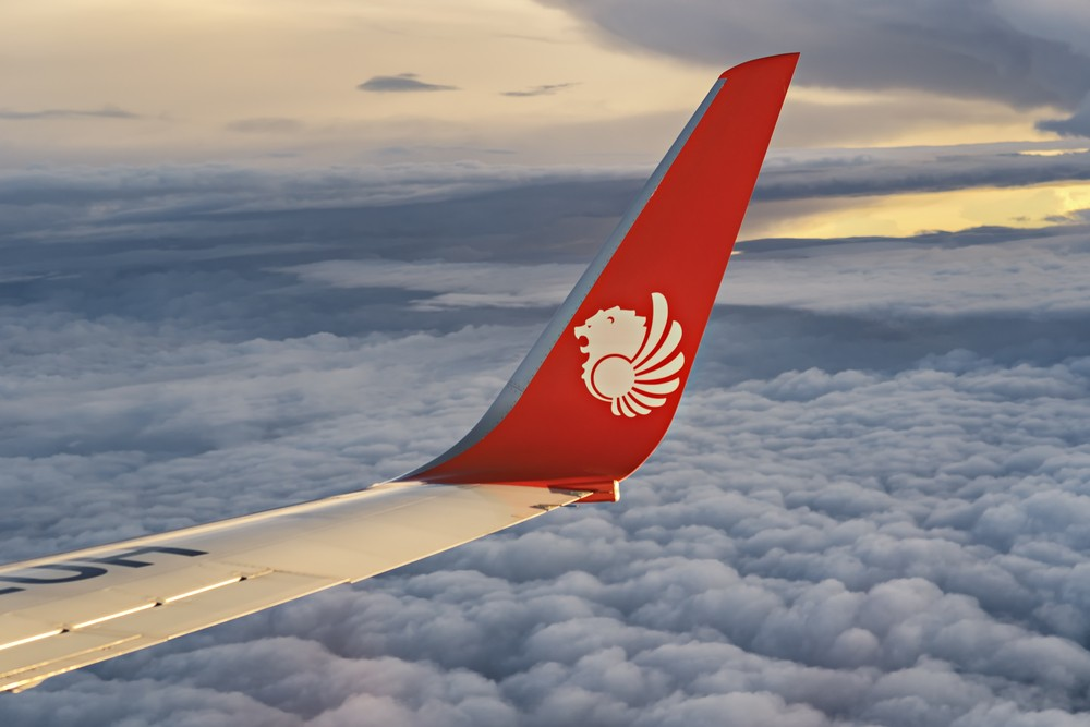 Lion Air welcomes Indonesia's first Boeing 737 MAX-8