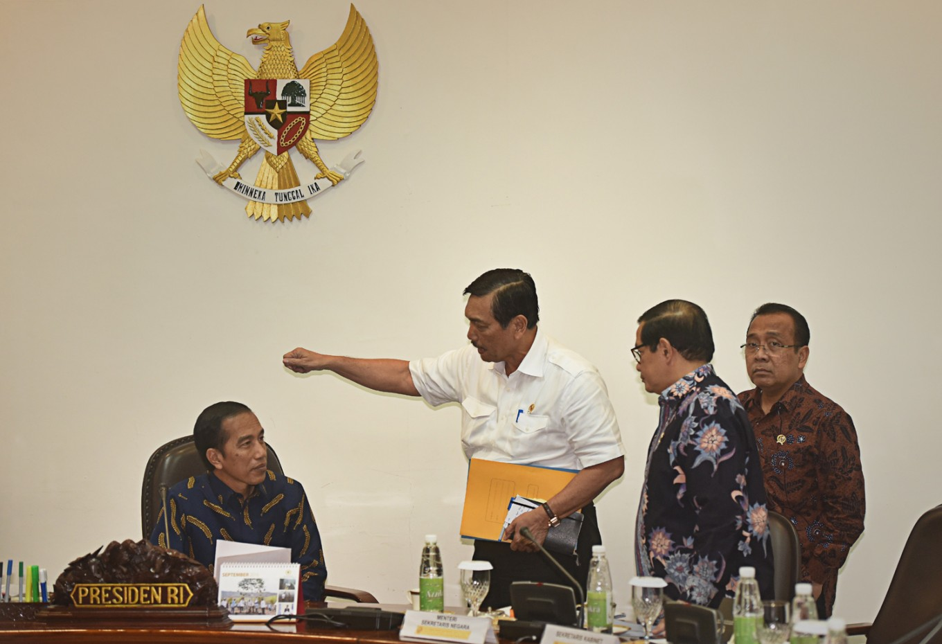 Indonesia, Japan strengthen maritime economic cooperation