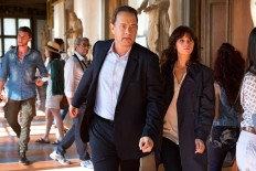 Review: Graceful adaptation of suspenseful 'Inferno'